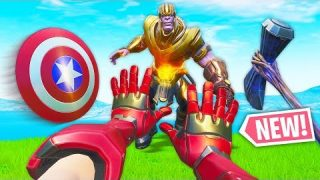 *NEW* AVENGERS ENDGAME LTM IS INSANE! | Fortnite Best Moments #142 (Funny Fails & WTF Moments)