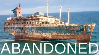 Abandoned – S.S America