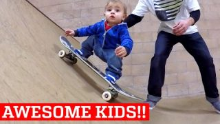 Amazing Talented Kids Compilation | People Are Awesome