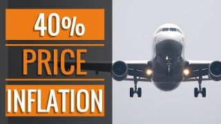 Are We Seeing The Beginning Of Hyperinflation? | Travel up 40%