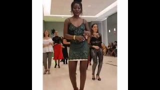 Beautiful dance 💃🏾😍 (Kizomba class)