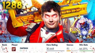 Dafran's Soldier IS STILL AIMBOT-LIKE!! | Overwatch Daily Moments Ep.1288 (Funny and Random Moments)