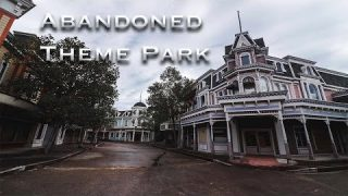 Exploring an Abandoned Amusement Park..(EVERYTHING LEFT BEHIND)