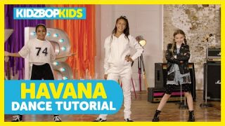 KIDZ BOP Kids – Havana (Dance Tutorial) [KIDZ BOP Summer '18]