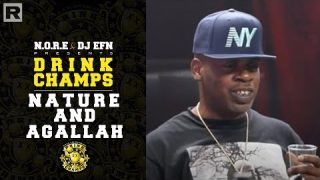 Nature & Agallah On The Firm With Nas, The Iconic DJ Clue Tapes, GTA III And More  | Drink Champs