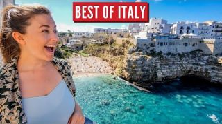 Swimming In Ancient Ruins   Italy Has EVERYTHING! Puglia Travel Guide
