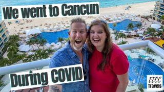 Traveling to Cancun, Mexico during COVID – Arrival at Hard Rock Cancun!!