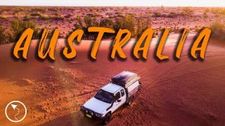 AUSTRALIA BY 4WD TRAVEL DOCUMENTARY – Full Time Overlanding – 348 days, 41,996kms