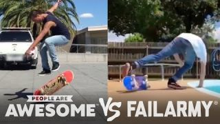 Gymnasts & More | People Are Awesome vs. FailArmy