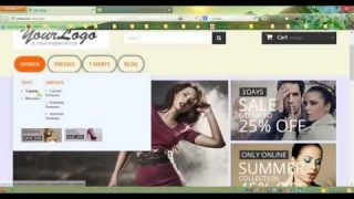 Prestashop 1.6 theme tutorial – Top horizontal menu (part 2)