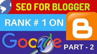 SEO For Beginners 2019 | SEO For Blogger | Learn SEO Step by Step Tutorial in Hindi