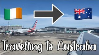 TRAVELLING TO AUSTRALIA DURING COVID-19 // Travel Vlog