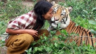 Unbelievable Friendship! People and Wild Animals  – 2017