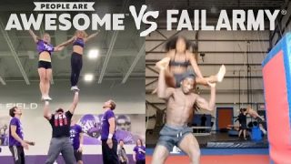 Win or Fail? | People Are Awesome Vs. FailArmy!