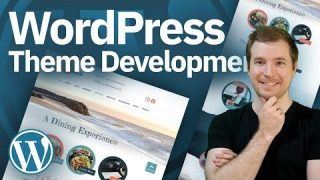 WordPress Theme Development Tutorial 2020